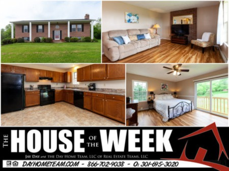House Of The Week - 608 Stayman Drive, Falling Waters, WV