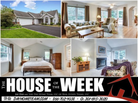 House Of The Week - 11712 Barn Swallow Place, New Market, MD