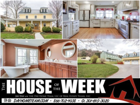 House Of The Week - 22905 Federal Lookout Rd, Smithsburg, MD