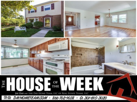 House of the Week - 3 Boileau Ct, Middletown, MD