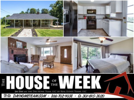 House of the Week - 4925 Red Hill Rd, Keedysville, MD