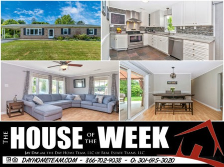 House Of The Week - 19917 SHERIDAN AVE HAGERSTOWN, MD
