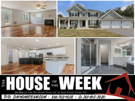 House of the Week - 281 Tributary Trl, Falling Waters, WV