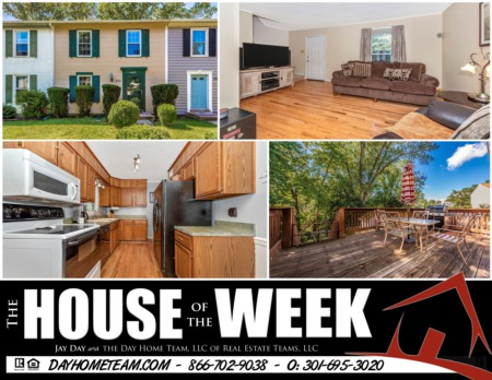 House of the Week - 204 Hoff Ct, Mount Airy, MD