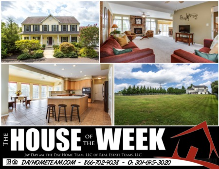 House of the Week - 7150 Boyers Mill Rd, New Market, MD