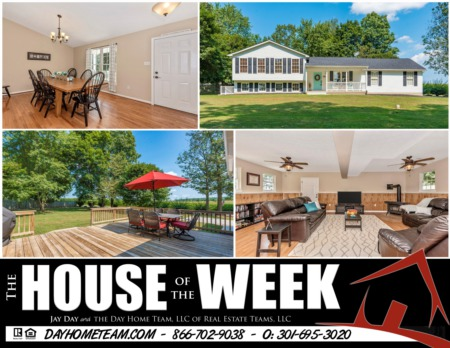 House Of The Week - 3900 Bark Hill Rd, Union Bridge, MD