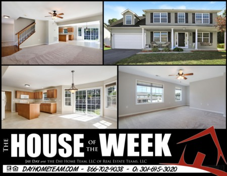 House of the Week - 10 Willowby Ct, Bunker Hill, WV