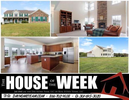 House of the Week - 440 Ploughman Way Hedgesville, WV
