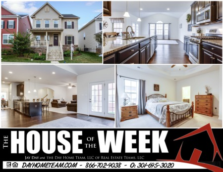 House of the Week - 1415 Village Green Way, Brunswick MD