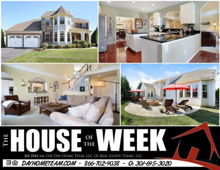 House of the Week - 208 Lewis Washington Dr, Charles Town, WV
