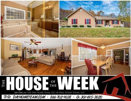 House of the Week- 434 Cheyennes Trl, Gerrardstown, WV