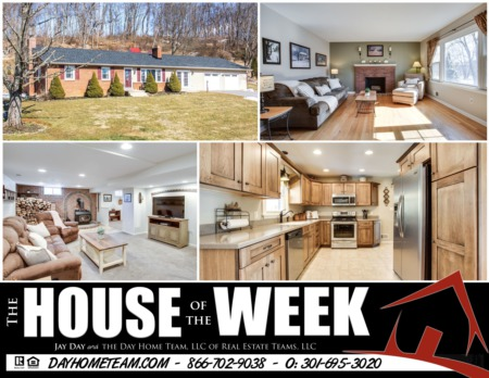 House of the Week - 2804 Monument Rd, Myersville MD