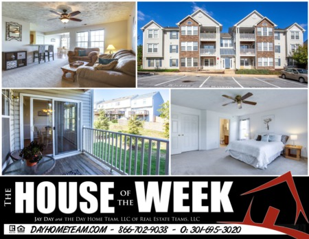 House of the Week - 5620 Avonshire Pl #F, Frederick MD