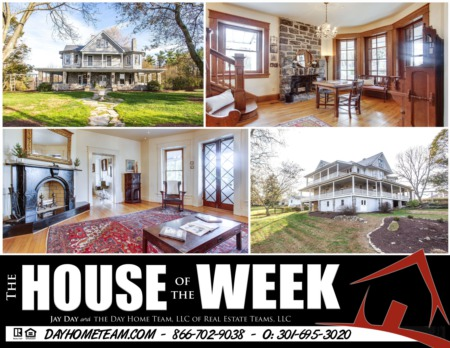 House of the Week- 6317 Jefferson Blvd, Frederick, MD