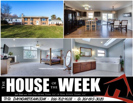 House of the Week - 11788 Rowe Rd, Monrovia, MD