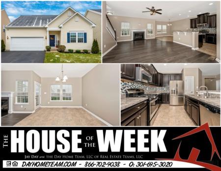 House of the Week- 112 Tollerton Trl, Falling Waters, WV