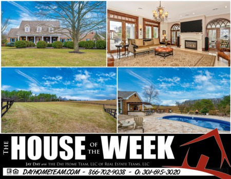 House of the Week - 	2136 Mountain Lake Rd, Hedgesville, WV