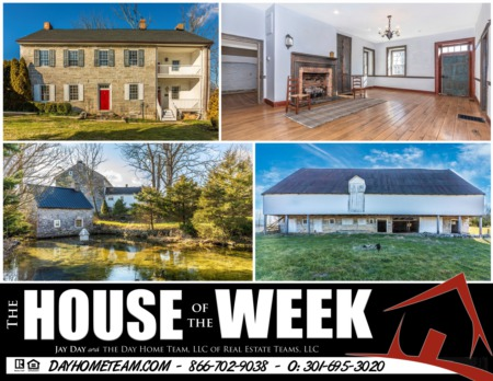 House of the Week- 14007 Williamsport Pike, Greencastle, PA