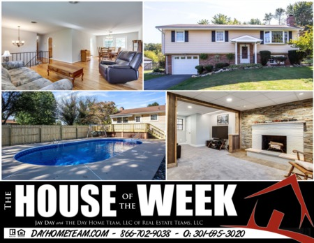 House of the Week- 12401 Lee Hill Dr, Monrovia, MD