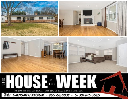 House of the Week - 13810 Weber Way, Hagerstown MD