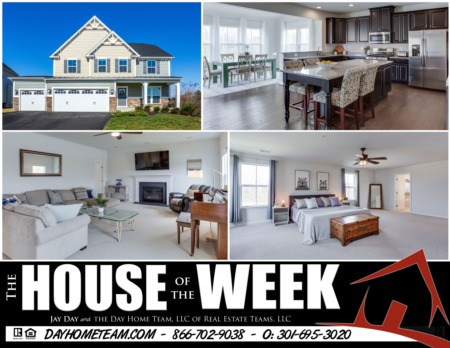House of the Week - 1243 Tide Lock St, Brunswick, MD