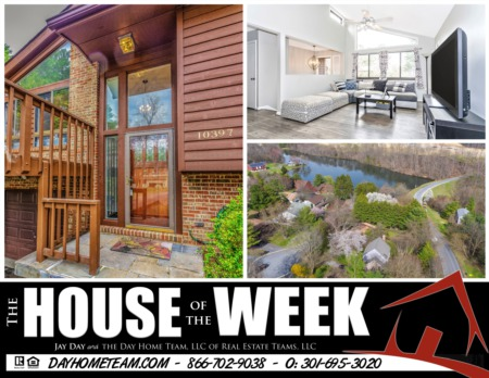 House of the Week - 10397 Meadowhead Cir, New Market, MD