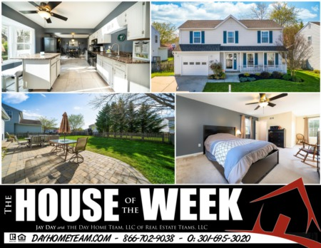House of the Week - 5548 Sponseller Ct, New Market, MD