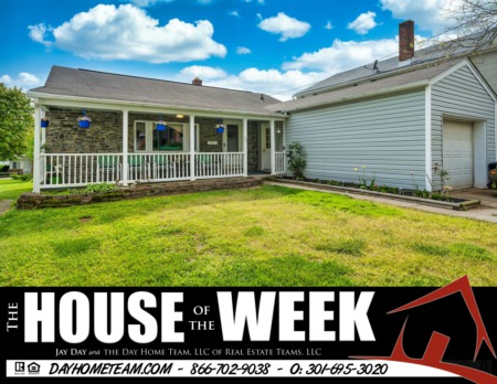 House of the Week - 23 Milton Ave, Westminster, MD