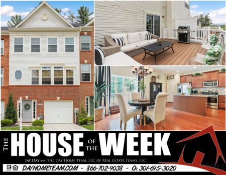 House of the Week - 6268 Newport Ct, Frederick, MD