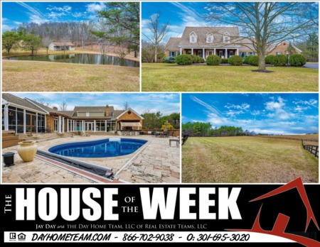 House of the Week-2136 Mountain Lake Rd, Hedgesville, WV 25427