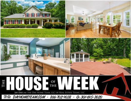 House of the Week - 4695 Shady Brook Dr, Sykesville, MD
