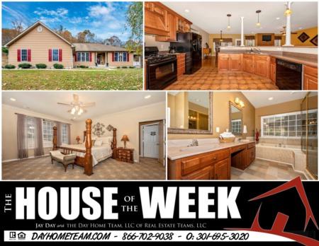 House of the Week- 434 Cheyennes Trl, Gerrardstown, WV 25420