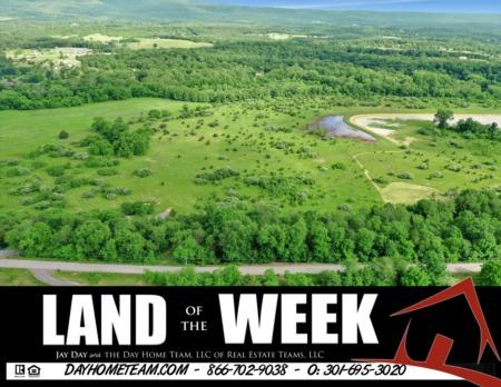 Land of the Week - Hallows Rd, Gerrardstown, WV