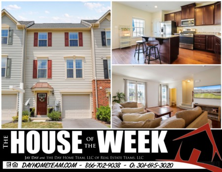 House of the Week- 10096 Beerse St Ijamsville, MD