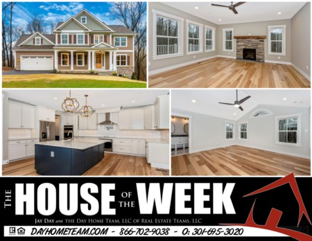 House of the Week - 6617 Accipiter Dr, New Market, MD