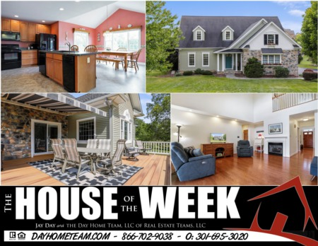 House of the Week- 20515 Campbell Ct Hagerstown, MD