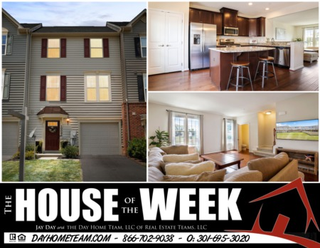 House of the Week- 10096 Beerse St Ijamsville, MD 21754