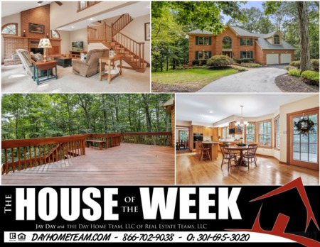 House of the Week- 6800 Cherry Tree Ct, New Market, MD