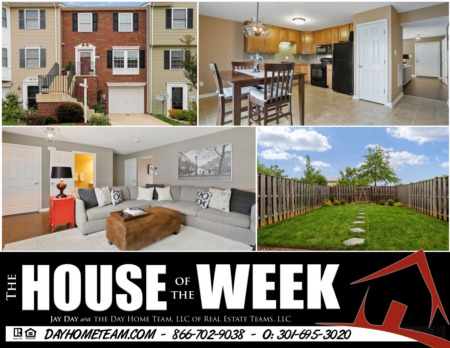 House of the Week- 1121 Frontline Dr Frederick, MD