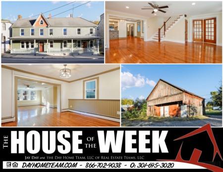House of the Week - 111-113 W Main St, Sharpsburg, MD