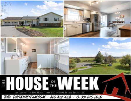 House of the Week- 10972 Evelyn Dr Woodsboro, MD