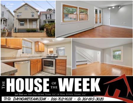 House of the Week - 7 E E St, Brunswick, MD