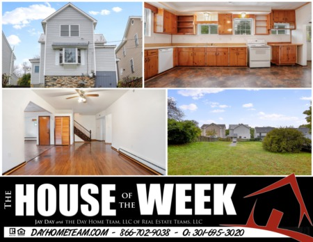 House of the Week- 19 Terrace Ave Brunswick, MD
