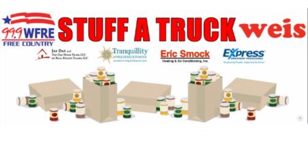 2020 Stuff A Truck