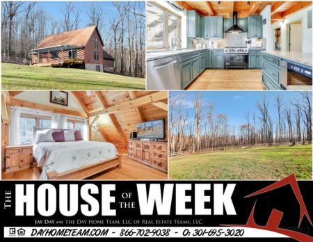 House of the Week - 8104 Edgewood Church Rd, Frederick, MD