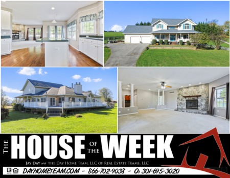 House of the Week -1700 Gillis Rd, Woodbine, MD
