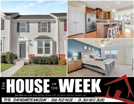 House of the Week - 5753 Barts Way, Frederick, MD