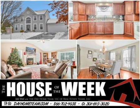 House of the Week- 813 Ryder Ct Westminster, MD