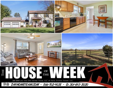 House of the Week- 4745 Catholic Church Rd Knoxville, MD 21758