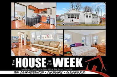 House of the Week - 8 S Altamont Ave, Thurmont, MD